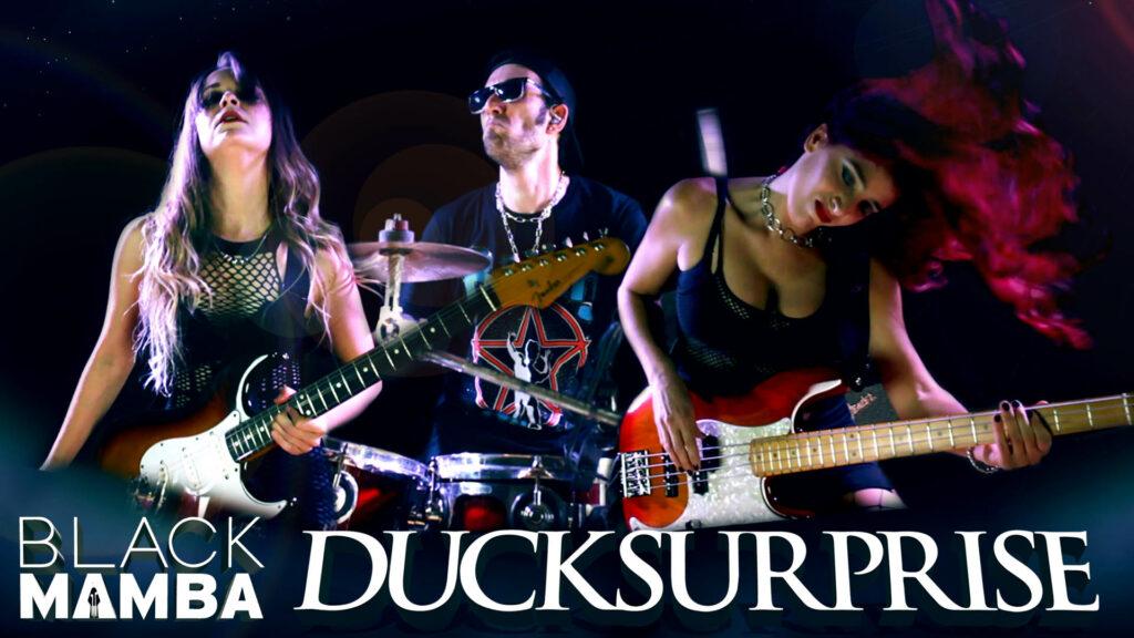 Black Mamba Duck Surprise