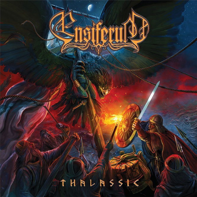 Ensiferum Thalassic cover