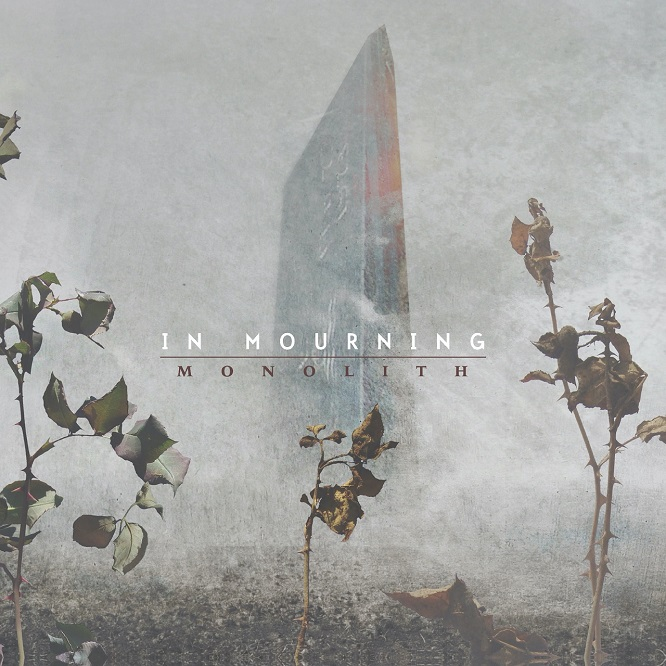 In Mourning Monolith re-release Agonia Records