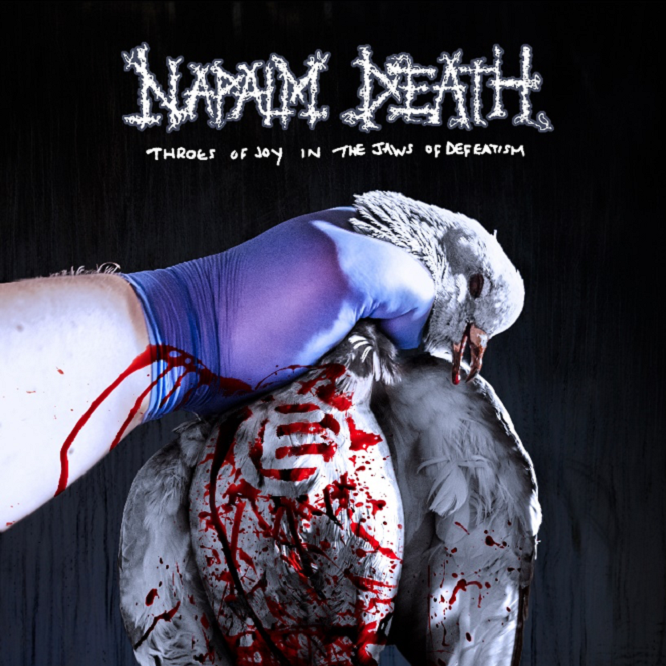 Napalm Death Throes Of Joy In The Jaws Of Defeatism Century Media