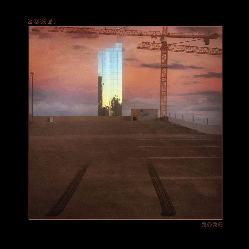 Zombi 2020 Relapse Records Cover