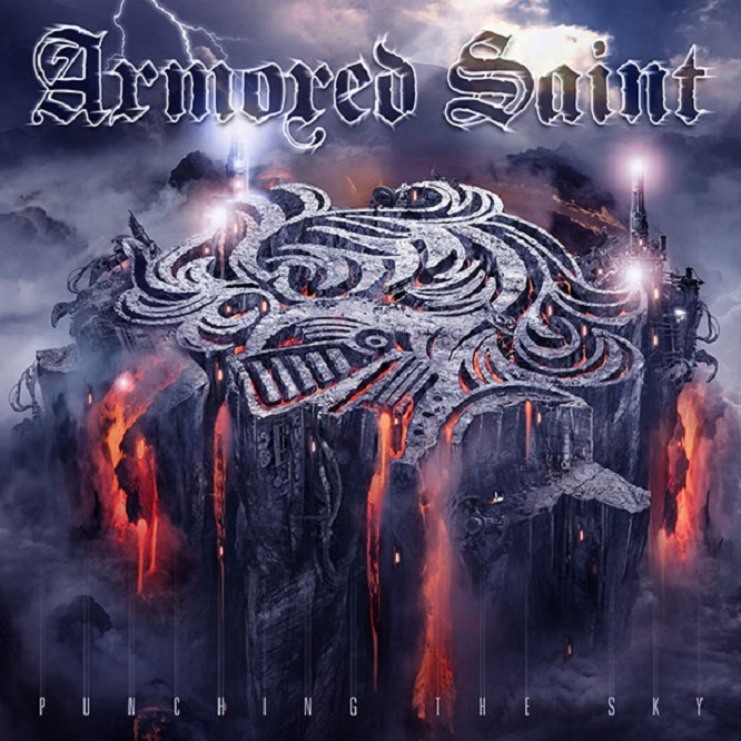 Armored Saint - Punching The Sky - Metal Blade Records
