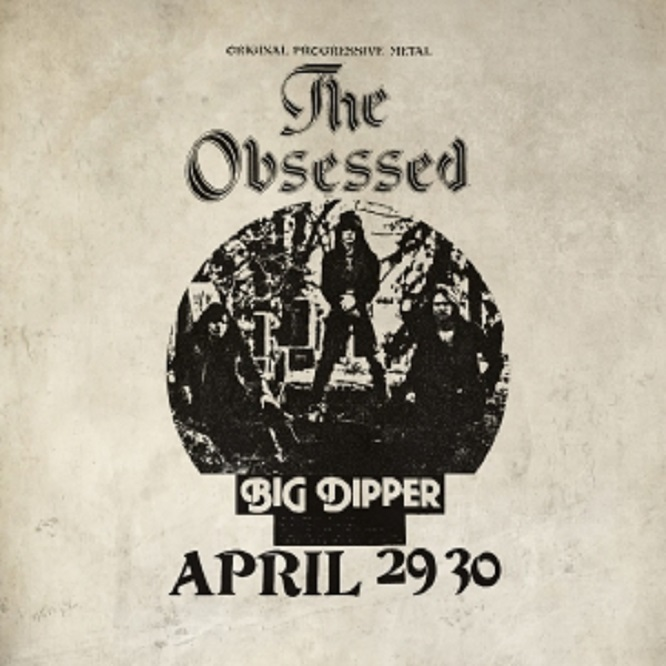 The Obsessed - Live At Big Dipper