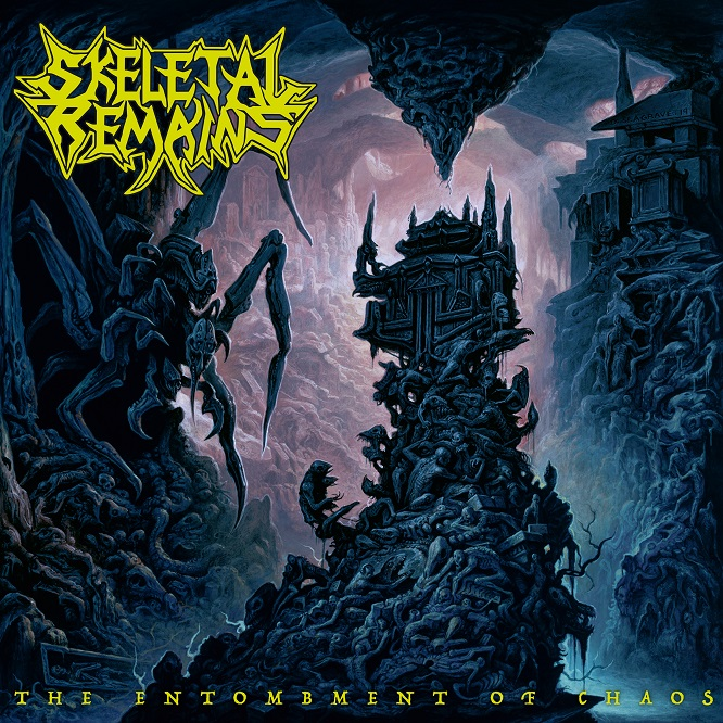 Skeletal Remains - The Entombment Of Flesh
