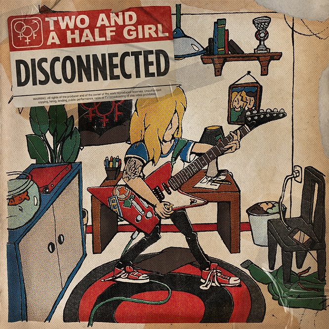 Two And A Half Girl - Disconnected EP