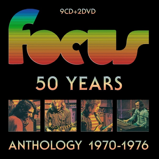 Focus - 50 Years Anthology 1970-1976
