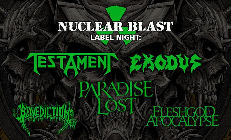 Nuclear Blast Labelnight