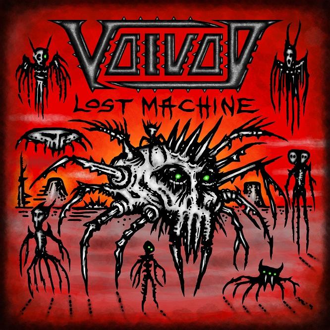 Voivod - Lost Machine Live