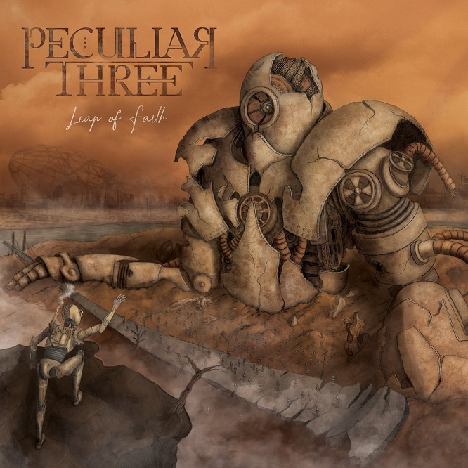 Peculiar Three - Leap Of Faith