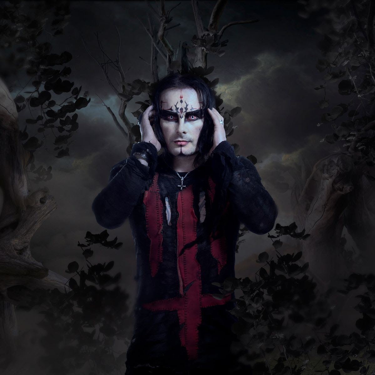 Cradle Of Filth - Dani Filth