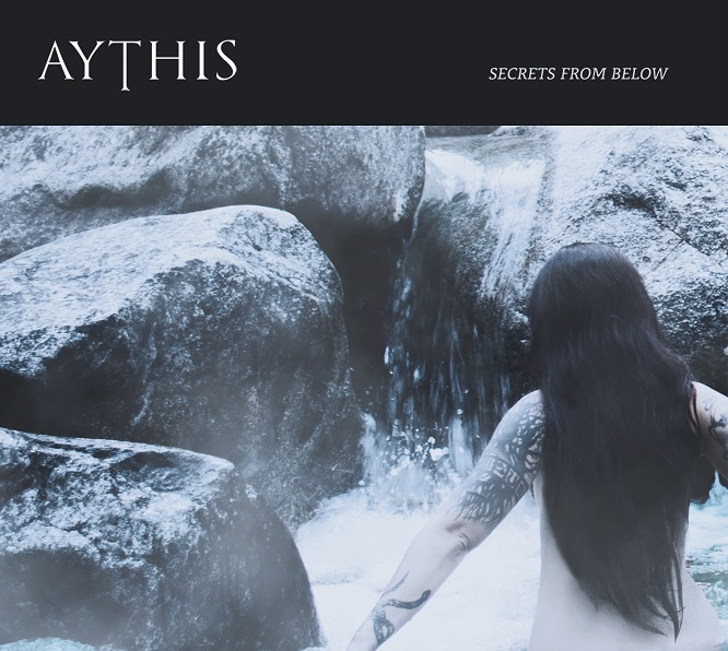 AYTHIS - SECRETS FROM BELOW FRONT COVER