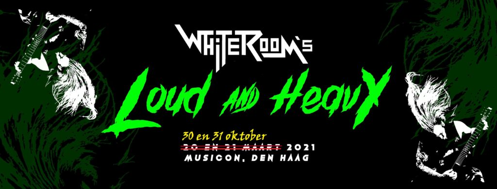Loud And Heavy - Musicon - Header