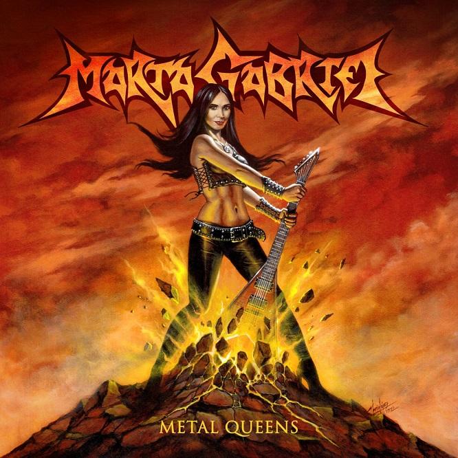 Marta Gabriel - Metal Queens