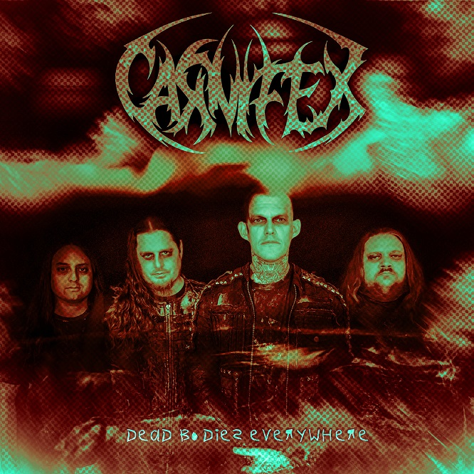 Carnifex - Dead Bodies Everywhere Korn-cover