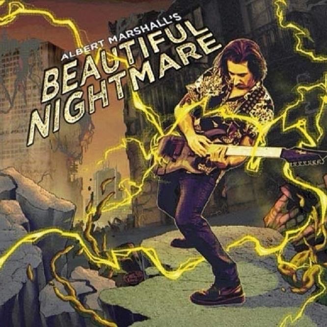 Albert Marshall - Beautiful Nightmare