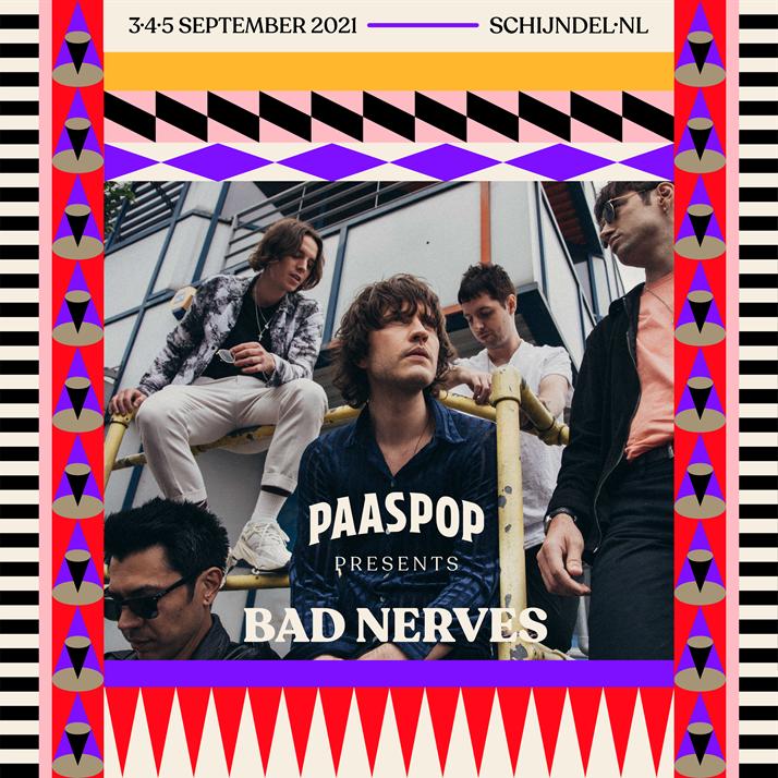 Bad Nerves Paaspop