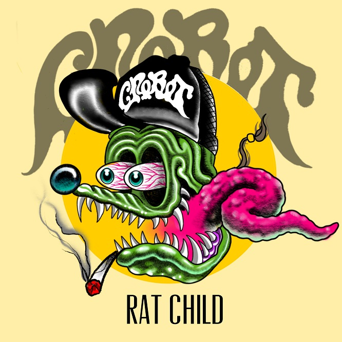 Crobot - Rat Child EP