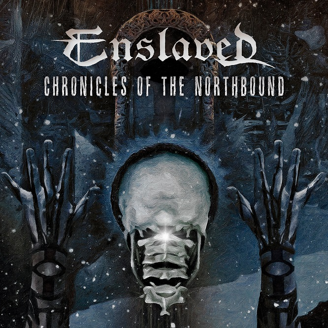 Enslaved - Chronicles of the Northbound (Cinematic Tour 2020) - Artwork