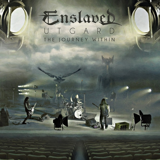 Enslaved - Utgard - The Journey Within (Cinematic Tour 2020) - Artwork