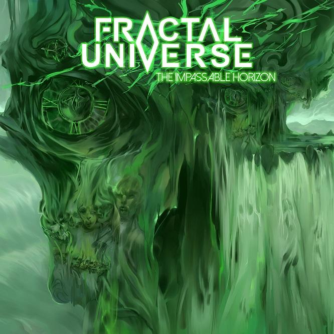 Fractal Universe - The Impassable Horizon