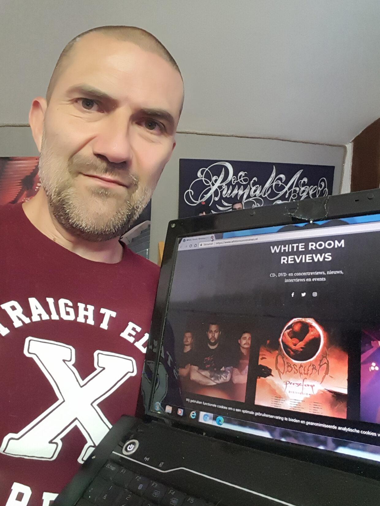 Primal Age interview Dimitri