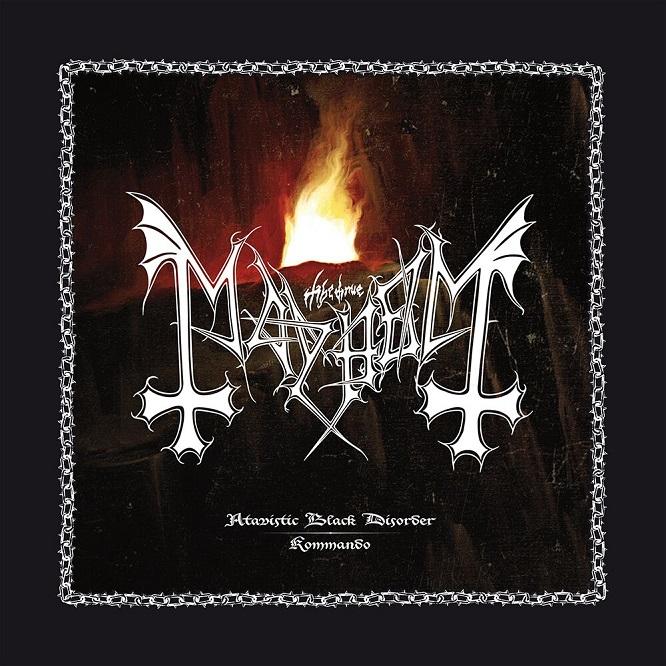 Mayhem - Atavistic Black Disorder Kommando EP