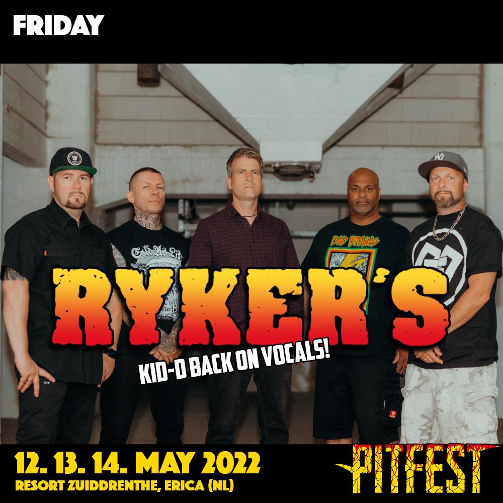 Ryker's Pitfest