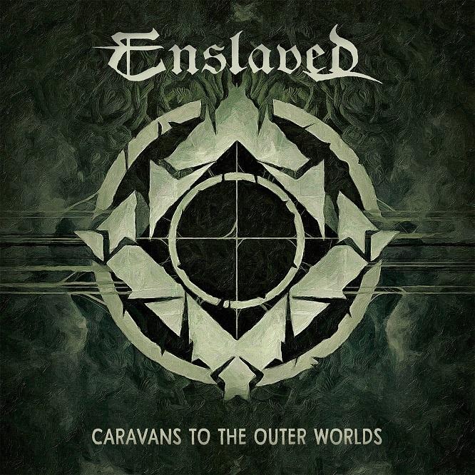 Enslaved - Caravans To The Outer Worlds - Artwork