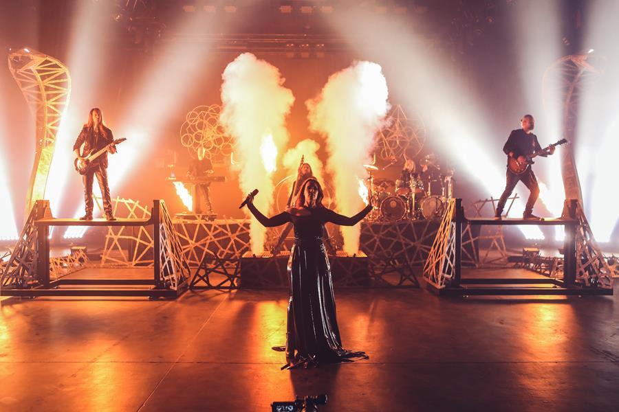 Epica - Omega Alive - Live