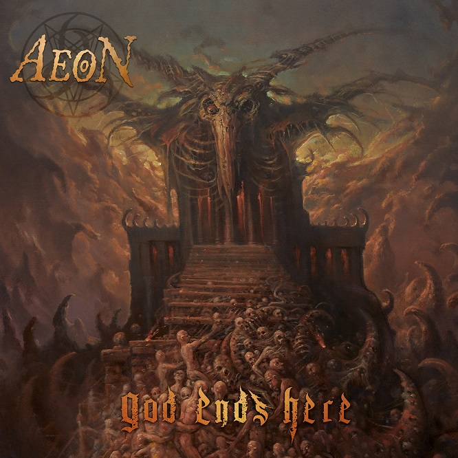 Aeon - Gods Ends Here