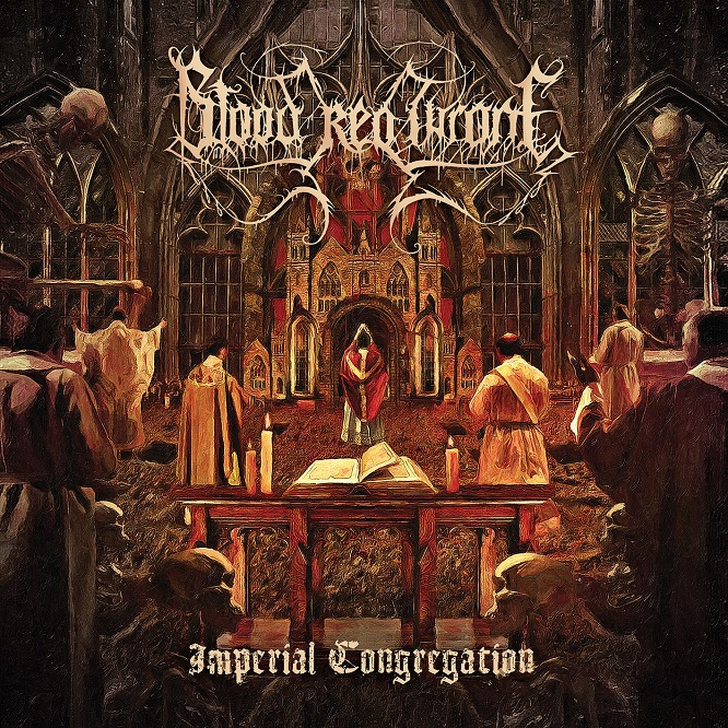 Blood Red Throne - Imperial Congregation - Artwork