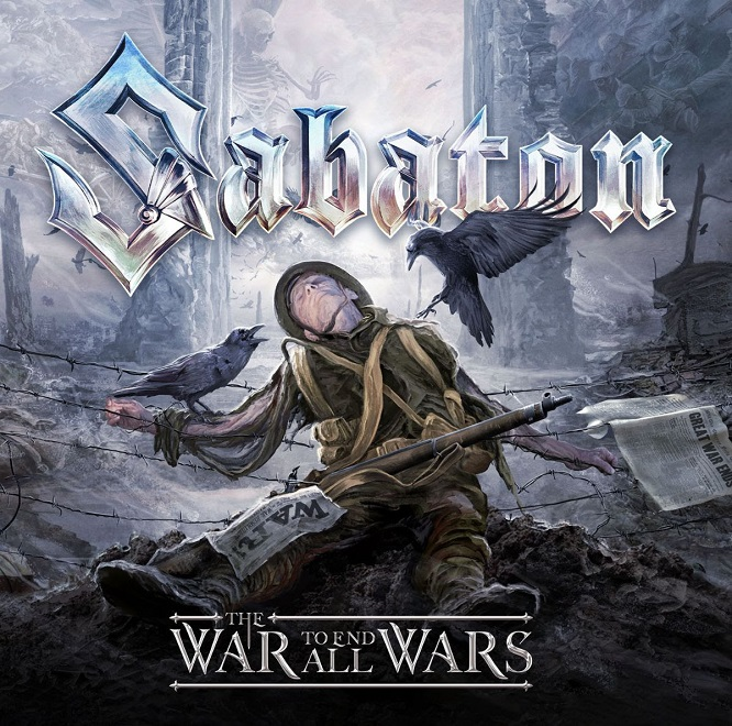 Sabaton - The War To End All Wars